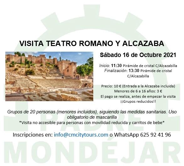 TeatroRomanoAlcazaba